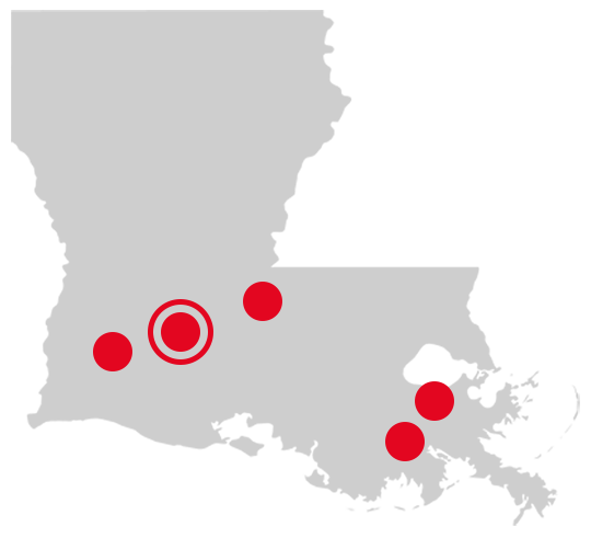 Peterbilt of Louisiana - Lafayette location