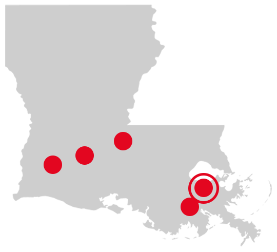 Peterbilt of Louisiana - New Orleans location